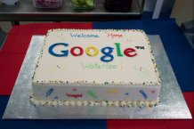 Тортик гугла