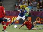 Испания - Италия - 4:0. Видеообзор