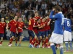 Испания - Италия - 4:0. Выше неба