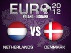 Нидерланды - Дания - 0:1. Пощечина для фаворита (видео)