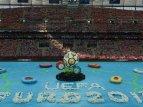 В Варшаве зажигательно открыли Евро-2012 (видео)