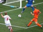 Нидерланды – Дания – 0:1. Видео