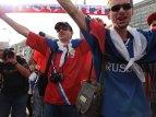 Марш російських вболівальників у Вроцлаві_5
