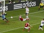 УЕФА оштрафовала Германию за противоправные действия болельщиков