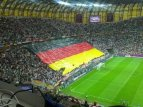 Фанаты развернули огромнейший флаг сборной Германии (фото)