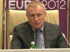 Суркис огласил премиальные сборной Украины на Евро-2012