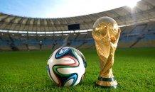 """Слоганы ЧМ-2014: Россию """"не догонят"""", """"слоны"""" атакуют, а Бразилия мечтает о шестом"""