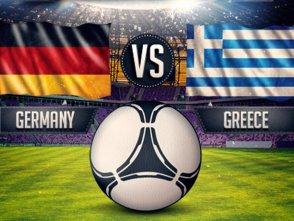 Німеччина - Греція - 1:0. Онлайн-трансляція