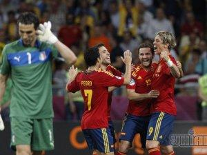 Іспанія - Італія - 4:0