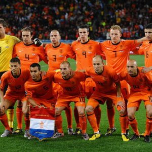 збірна Нідерландів