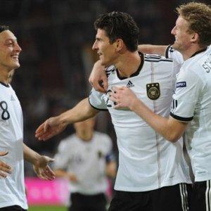 Німецькі футболісти