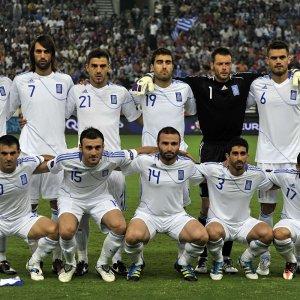 збірна Греції
