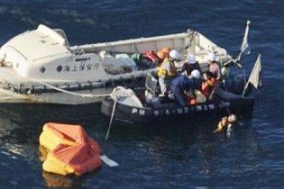В Японии разбился вертолет береговой охраны