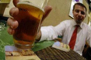 Украина стала пятой в списке стран, где больше всего любят выпить
