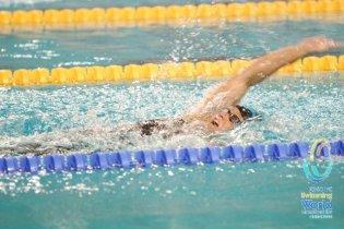 Украинская паралимпийская сборная стала первой на Чемпионате мира