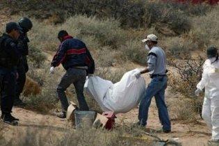 На мексиканском ранчо найдено 72 трупа жертв криминальной войны