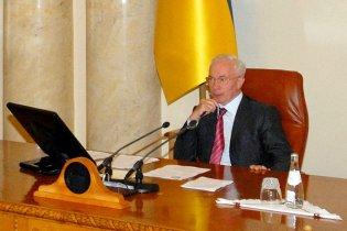 Азаров визначив дату прийняття Податкового кодексу