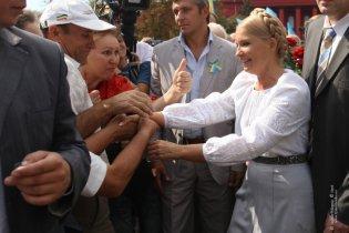 ПР обвинила Тимошенко в разворовывании Госрезерва