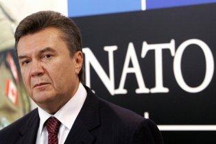 Янукович найдет место Украине в новой концепции НАТО
