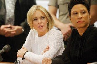 Ліндсі Лохан посадять до в'язниці на 4 місяці