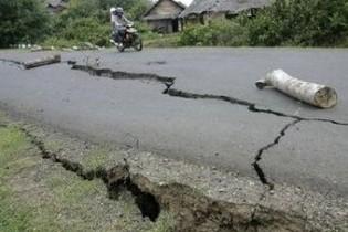 В Індонезії знову сильний землетрус