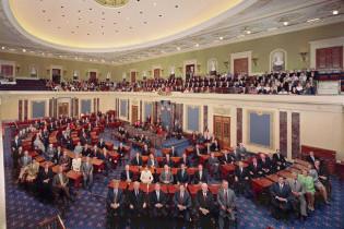 """Сенат США продовжив дію """"Патріотичного акту"""""""