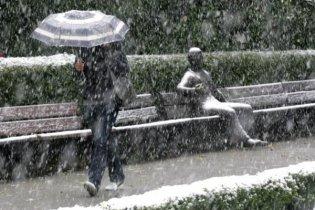 Погода в Украине на понедельник, 29 ноября