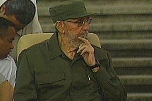 Фідель Кастро виступив на мітингу проти ядерної війни