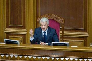 Литвин ожидает расширения коалиции