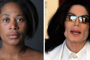 """Арестована """"внебрачная"""" дочь Майкла Джексона"""