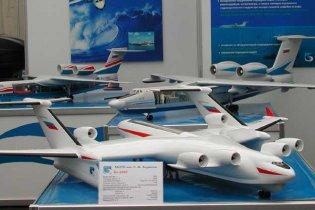 Росія почала розробку гігантського суперлітака
