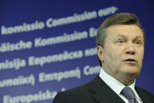 Керівництво Євросоюзу відмовилось зустрічатись з Януковичем