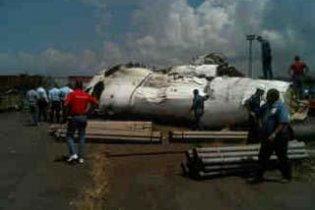 В Венесуэле разбился пассажирский самолет с 47 людьми на борту