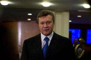 Янукович завершив робочий візит у США