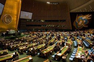 ООН отмечает 65-летие