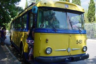 Кримські тролейбуси потрапили до книги рекордів Гіннеса як найстаріші в світі