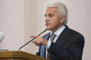 """Литвин в вето Януковича уже увидел """"кадровые последствия"""""""