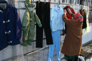У каждого третьего киевлянина нет денег на одежду