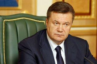 Янукович приказал Пшонке жестче следить за прокурорами