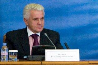 Литвин сподівається досидіти у Раді до 2012 року