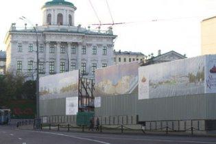 Преемник Лужкова хотел остановить скандальное строительство, но ему не дали