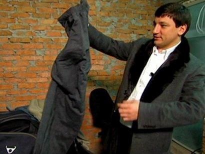 Артур Мхітарян лишив власні мільйони і за 200 грн поїхав на Західну Україну
