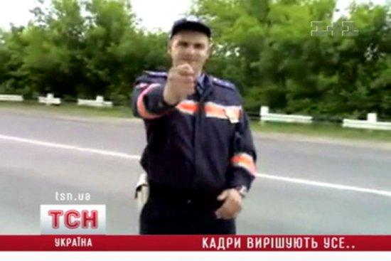 Подрастают замечательные кадры для украинских правоохранительных органов фото