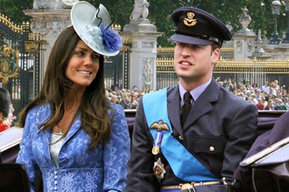 Весілля принца Уїльяма і Кейт Міддлтон
