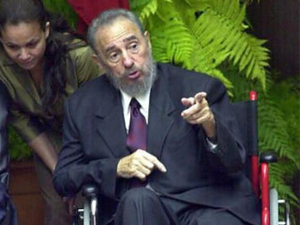 Фідель Кастро (Фото: viewimages.com)