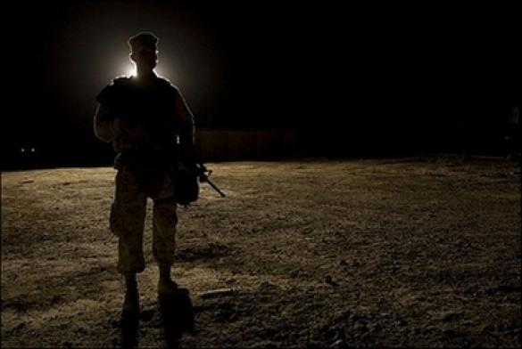 Тінь солдата