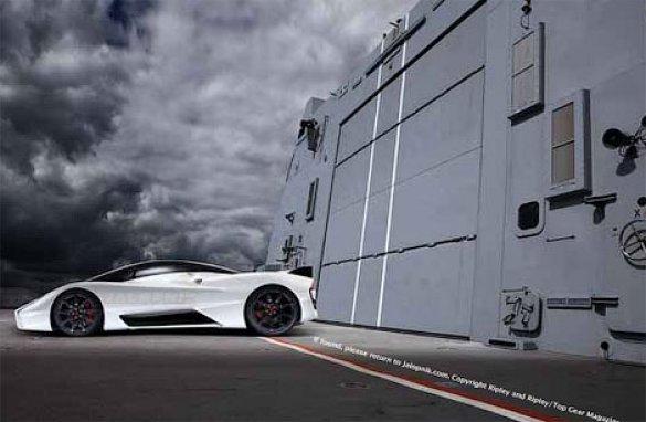 Найшвидший автомобіль