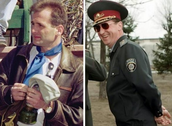 Георгій Гонгадзе, Юрій Кравченко