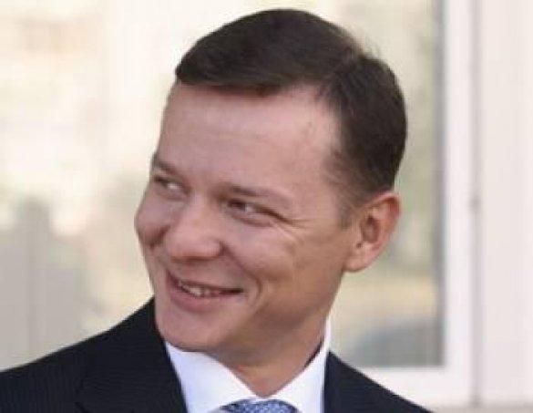 В Регионах намекнули, что секс-скандал с Ляшко инициировали в БЮТ.