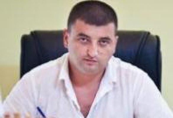 Мер Алупки Андрій Харитонов